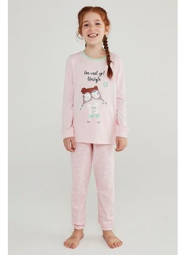 Penti Kız Çocuk Tennis 4Lü Pijama Takımı Renkli